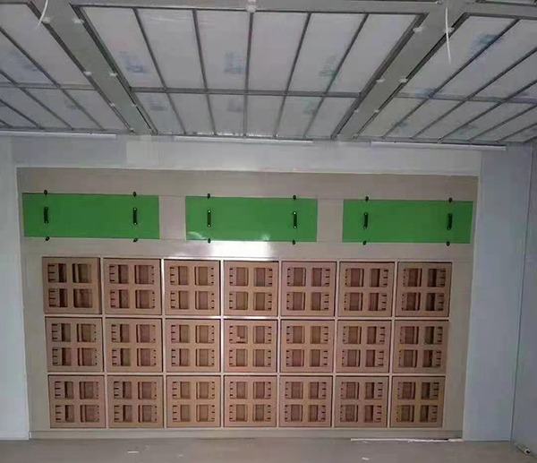 干式喷漆柜定制