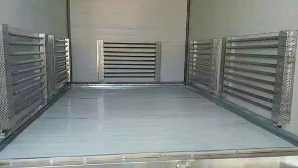 高温烤漆房生产厂家