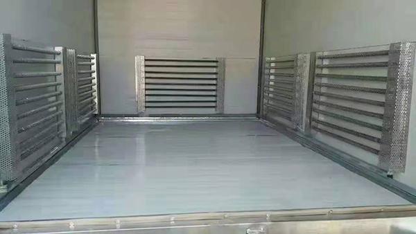 高温烤漆房配置